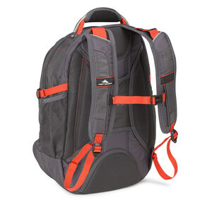 XBT Daypack in the color Mercury/Crimson.
