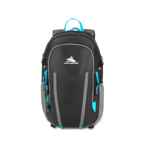 HydraHike 24L Pack in the color Black/Slate/Pool.