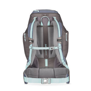 High Sierra Pathway 50L Pack in the color Grey Blue/Mercury/Blue Haze.