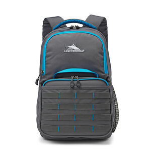 Joel Lunch Kit Backpack in the color Slate/Pool.