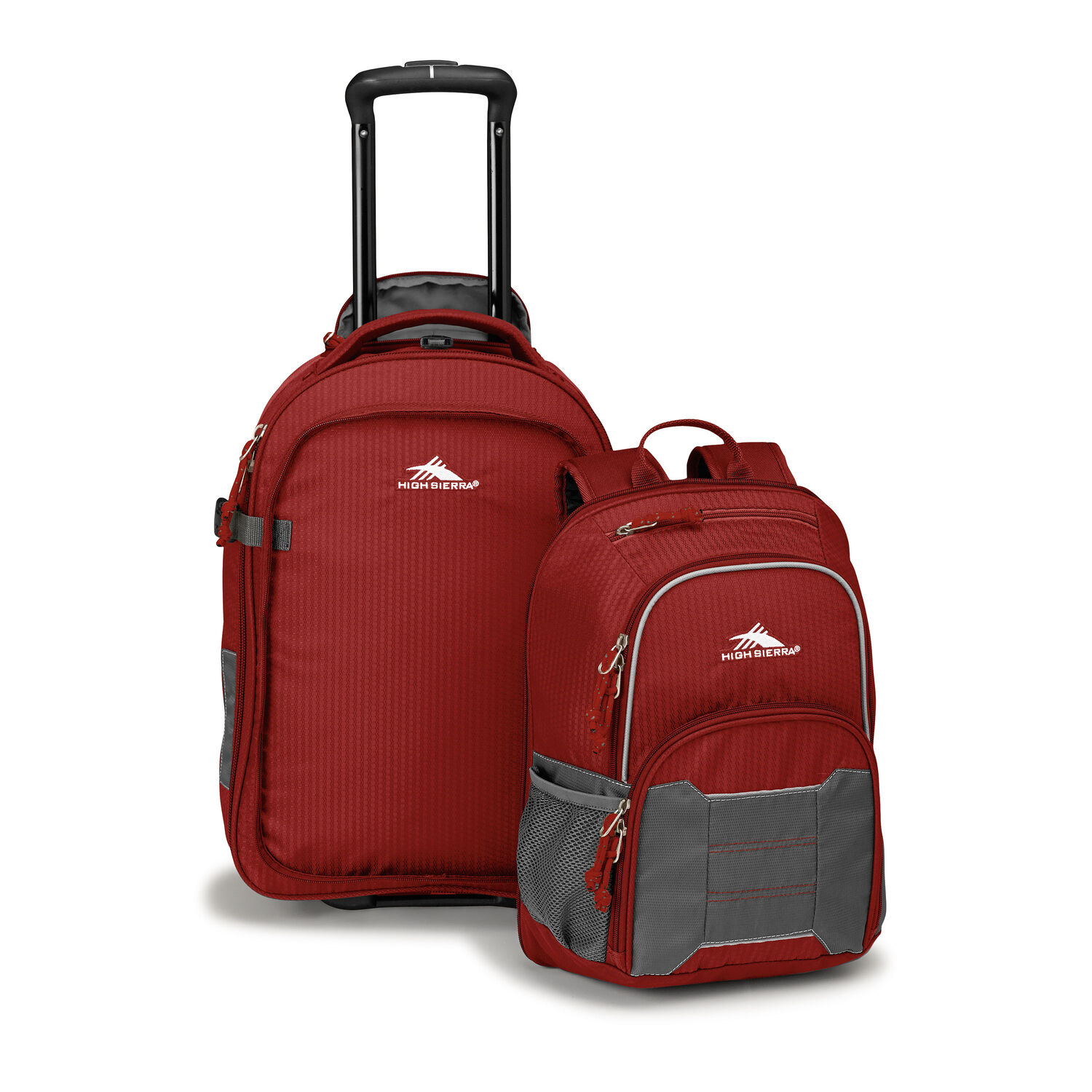 fefca001d1e7 High Sierra Ultimate Access 2.0 Carry-On Wheeled Backpack with ...