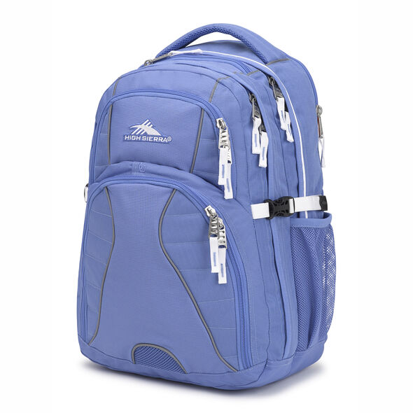 High Sierra Swerve Backpack in the color Lapis/White.