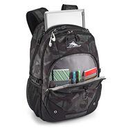 High Sierra Zestar Backpack in the color Shattered Camo.