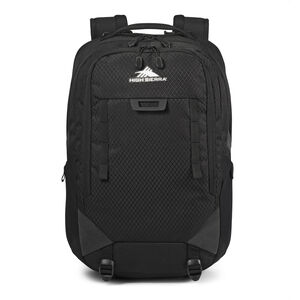 Litmus Backpack in the color Black.