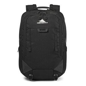High Sierra Litmus Backpack in the color Black.