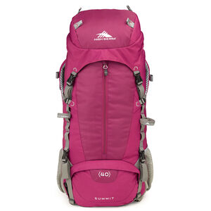 Classic 2 Series Summit 40W Frame Pack in the color Boysenberry/Ash.
