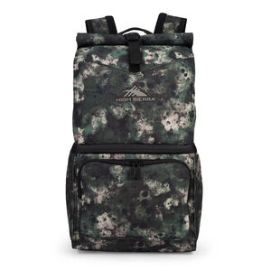 Beach N Chill Cooler Backpack in the color Urban Camo.