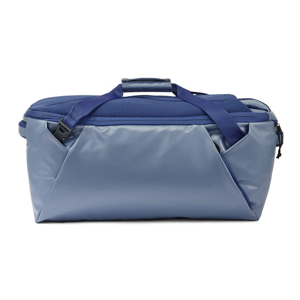 High Sierra Rossby Convertible Duffel in the color Grey Blue/True Navy.