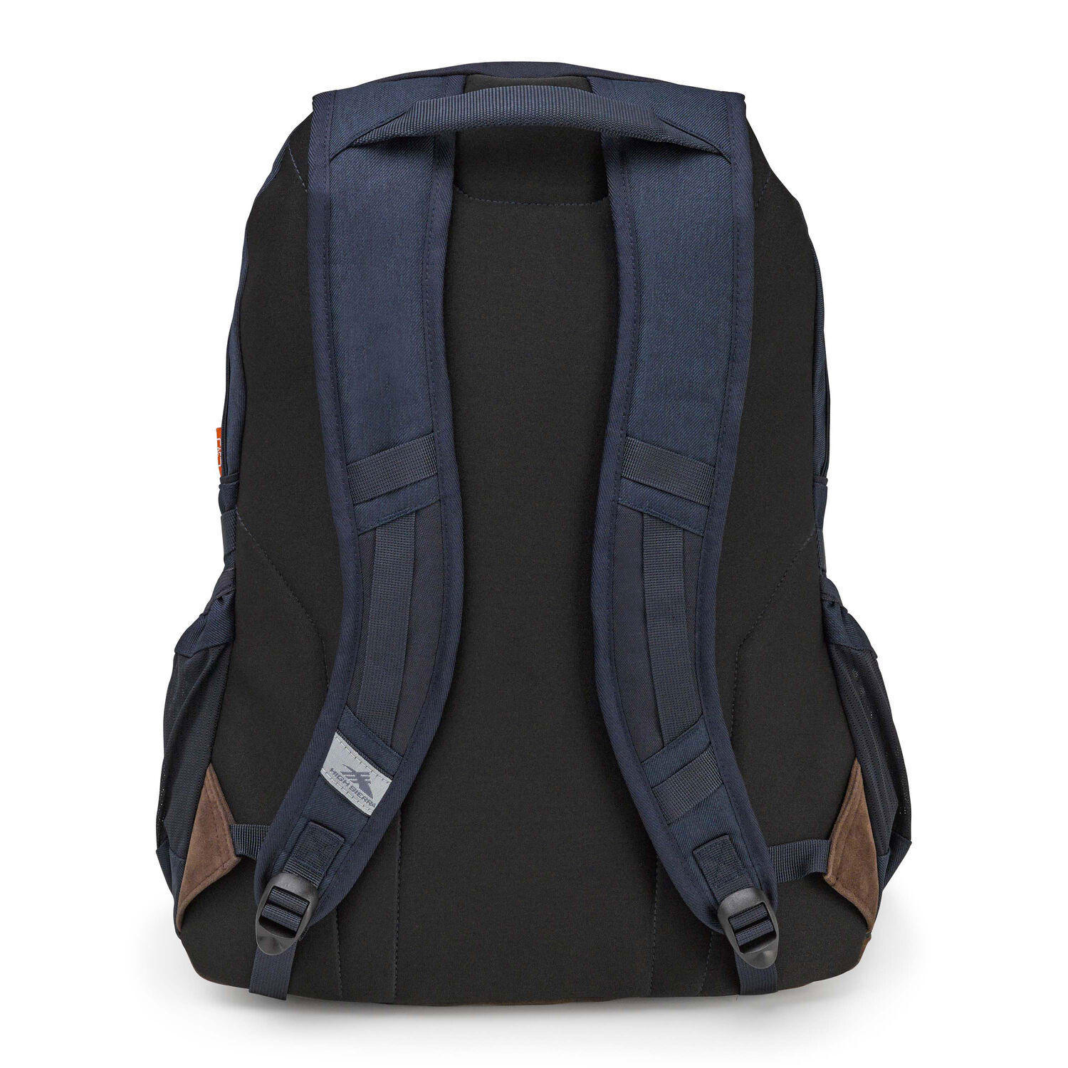 bf97725a5b High Sierra Super Loop Backpack in the color Midnight Heather Midnight Blue.