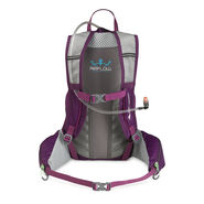 High Sierra Bream Hydration Pack in the color Eggplant/ Berry Blast/ Lime.