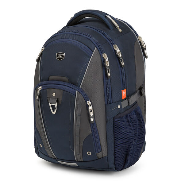 High Sierra Vuna Business Pack in the color True Navy/Mercury.