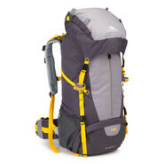 High Sierra Classic 2 Series Summit 45 Frame Pack in the color Mercury/Ash/Yellow.