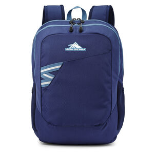 Outburst Backpack in the color Graphite Blue/True Navy.