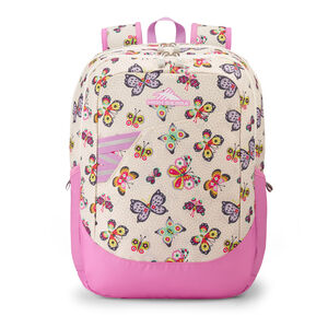 Outburst Backpack in the color Butterflies.