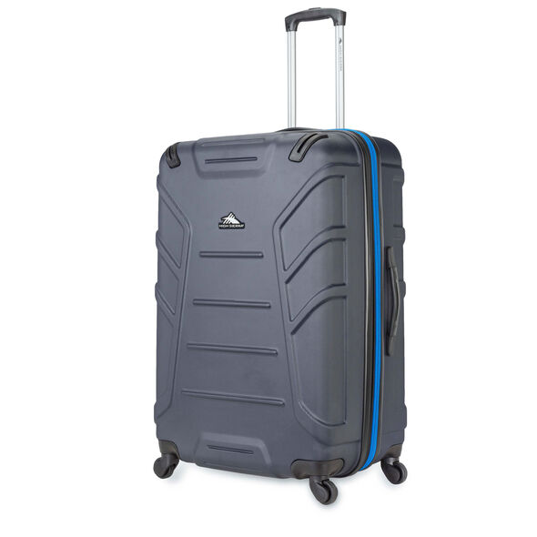 "High Sierra Rocshell 28"" Hardside Spinner in the color Midnight/Vivid Blue."