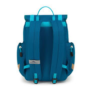 High Sierra Mini Emmett Backpack in the color Lagoon/Tropic Teal.