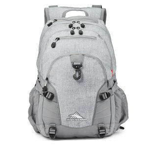 Loop Backpack in the color Silver Heather.