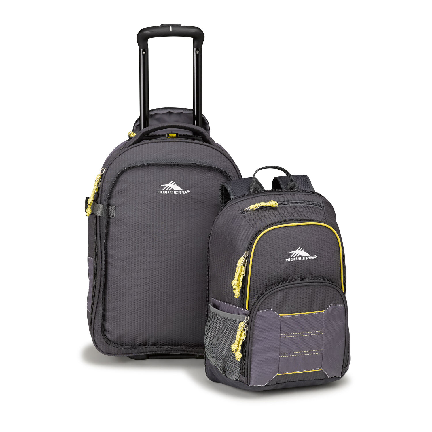 High Sierra Ultimate Access 2 0 Carry On Wheeled Backpack