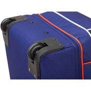 """High Sierra Boxed 28"""" Wheeled Duffel in the color Saphire/True Navy."""