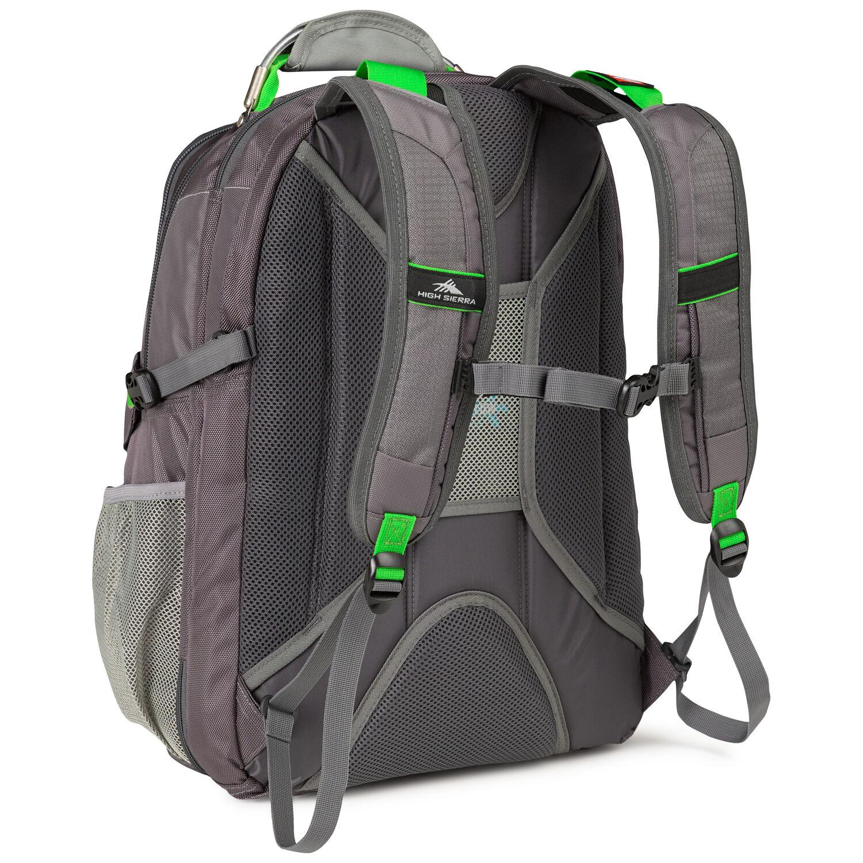 High Sierra Xbt Tsa Backpack