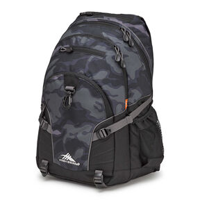 High Sierra Loop Backpack in the color Kamo/Black/Slate.