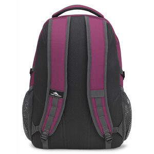 Vesena Backpack in the color Berry Blast/Mercury.