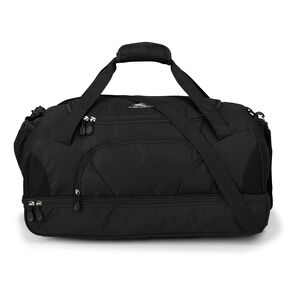 High Sierra Cross Sport Duffels Wallop Duffel in the color Black.