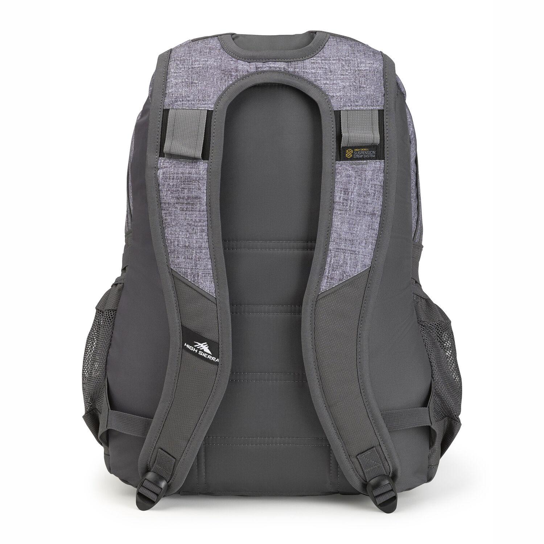 High Sierra Loop Backpack in the color Woolly Weave Mercury Crimson. 12e284876809d