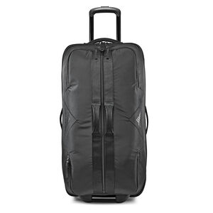 "Dells Canyon 28"" Wheeled Duffel in the color Black/Black."