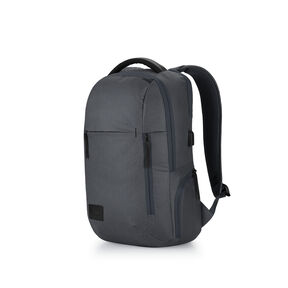 High Sierra Business ProSlim USB Backpack in the color Mercury Heather/Black.