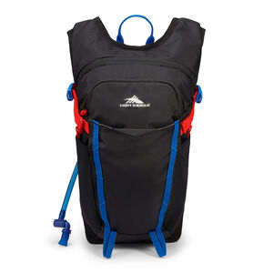 Hydrahike 2.0 Youth 8L Hydration Pack in the color Vivid Blue/Black.