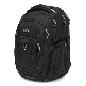 High Sierra Endeavor TSA Elite Backpack in the color Black.