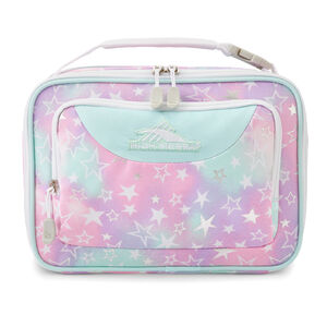 Single Compartment Lunch Bag in the color Foil Stars.