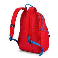 High Sierra Mini Loop Backpack in the color Crimson/SportsBlue.