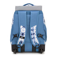 High Sierra Chaser Wheeled Backpack in the color Indio Dye/Mineral/White.