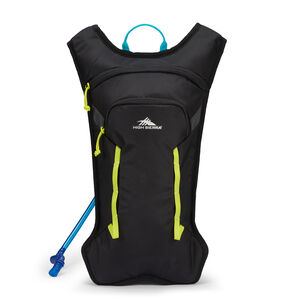 Hydrahike 2.0 4L Hydration Pack in the color Black.
