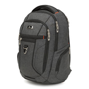High Sierra Endeavor Essential Backpack in the color Mercury Heather.