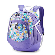 High Sierra Fatboy Backpack in the color Pool Party/Lavender/White.