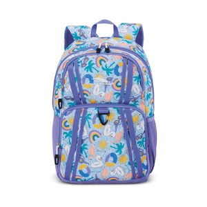 Wilder 2.0 Backpack in the color Pool Party/Lavender.