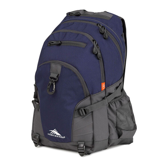 High Sierra Loop Backpack in the color True Navy.