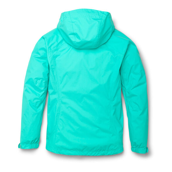 High Sierra Isles Women's Jacket in the color Aquamarine.