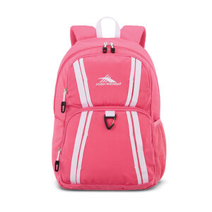 Wilder 2.0 Backpack in the color Candy Pink/White.