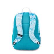 High Sierra Sumner Backpack in the color Ocean Fizz/Tropic Teal/White.