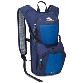 High Sierra Classic 2 Series Quickshot 70 Hydration Pack in the color True Navy/Royal.
