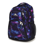 High Sierra Swerve Backpack in the color Cosmos/Midnight Blue.