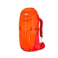 High Sierra Karadon 40 L M-L in the color Electric Orange.