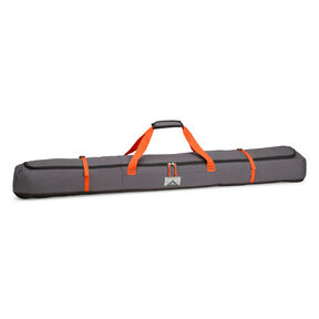 High Sierra Single Ski Bag in the color Mercury/Black/Redline.