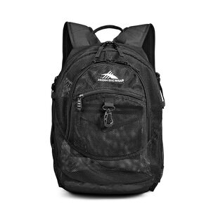 Airhead Backpack in the color Black.