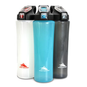 High Sierra Sport Water Bottle in the color Clear.
