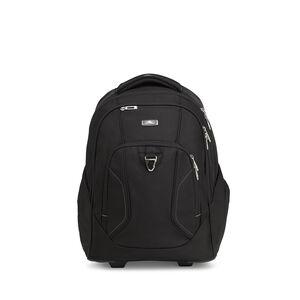 Endeavor Wheeled Backpack in the color Black.